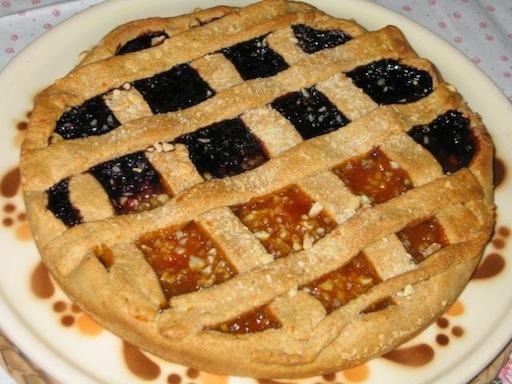tuscan crostata with mixed ricetta crostata di mele la crostata che ho